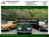 classic car specialists – classiccarshop