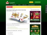 How To Play Gin Rummy Plus and Gin Game Rules