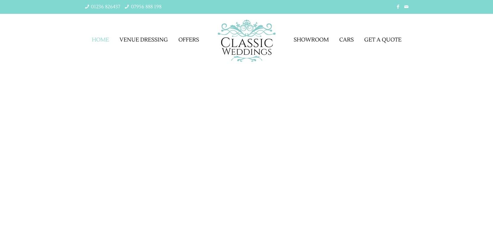 Preview of https://www.classicweddingcarsglasgow.co.uk/