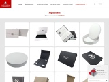 Choose The Amazing Packaging With Custom Rigid Boxes