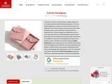 Give new look to jewelry items with custom jewelry packaging