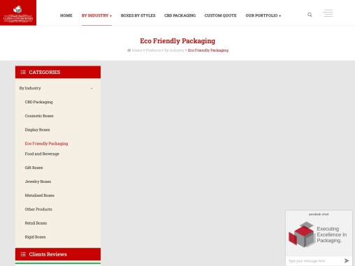 Choose Eco Friendly Packaging for Your Products