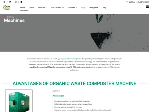 WHAT IS AN ORGANIC WASTE COMPOSTER?