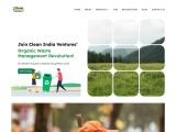 Go clean Composter Machine Manufacturing in Delhi | Organic Waste Converter