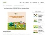 GoClean Composter Machine Manufacturing in Delhi | Organic Waste Converter