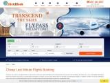 Flight Booking | Find Cheap Last Minute Flights on a Single Click