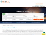 Fly with Air Canada, Book Air Canada Flights with Click2Book