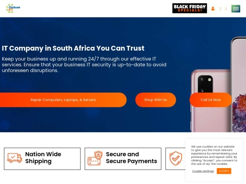 IT Company in South Africa You Can Trust