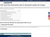 100+ best free stock photo sites to download royalty free images