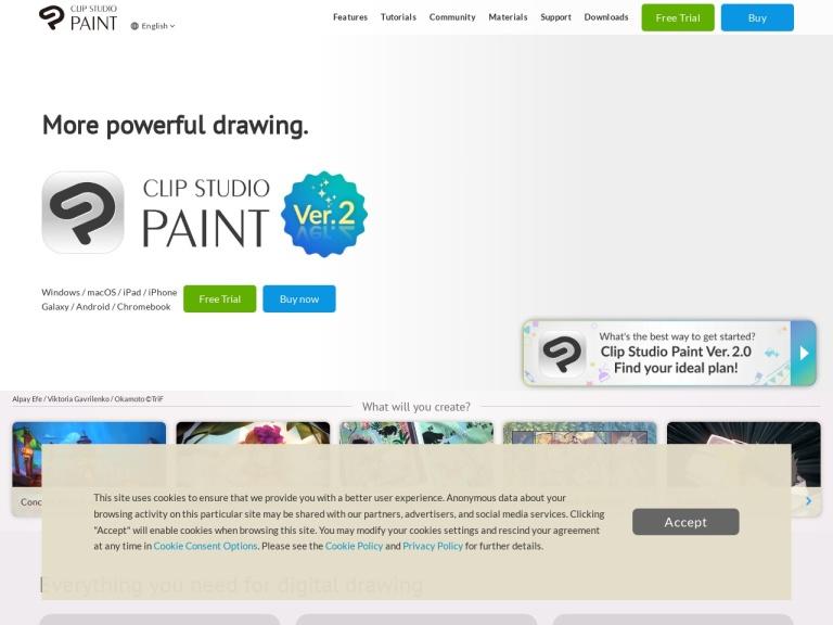 Clip Studio Paint Coupons & Discounts May 2021 screenshot