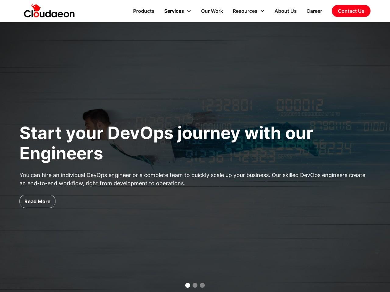 Cloudaeon Data Quality Assurance Platform includes data quality metrics and problem identification a