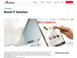 Retail IT Solution. We at Cloudaeon dive deep into the need of the retail business and understand th