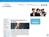 Best HR Consulting Services in Thailand