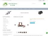 heavy duty CNC hot wire cutter machine