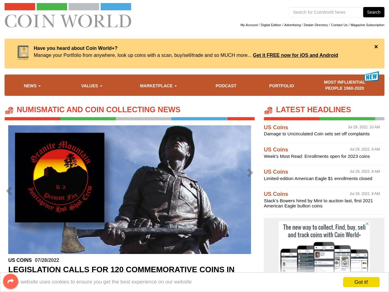 Nevada museum gifted 2021-CC dollar from US Mint – Coin World