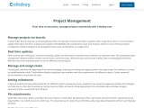 Best Project Management Software –  Collabey