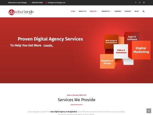 ColourBangla is One Of The Best Best Digital Agency In Bangladesh.