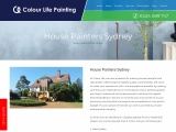 Residential House Painters Sydney – Hire Colour Life Painting