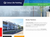 Strata Painters Sydney – Book A Free Quote With Colour Life Painting Now!