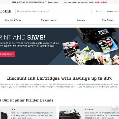 ComboInk Coupon Codes, ComboInk coupon, ComboInk discount code, ComboInk promo code, ComboInk special offers, ComboInk discount coupon, ComboInk deals