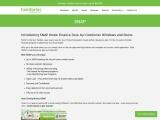 Snap financing by Comfortec Windows and Doors