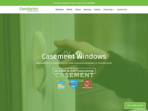Best Casement Windows in Toronto