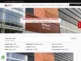 Buy Wave Silver Tower In Noida Expressway