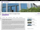 Buy Office Space for rent in insignia Tower
