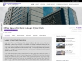 Buy Office Space for rent in logix cyber park
