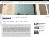 Buy Office space for rent in Logix Techno Park Greater noida