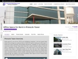 Affordable Office Space for Rent in Pinnacle Tower Noida