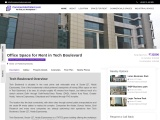 Best Office Space for rent in Tech Boulevard