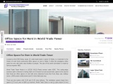 World Trade Tower office space on rent | office space for rent in World Trade Tower sector 16 noida