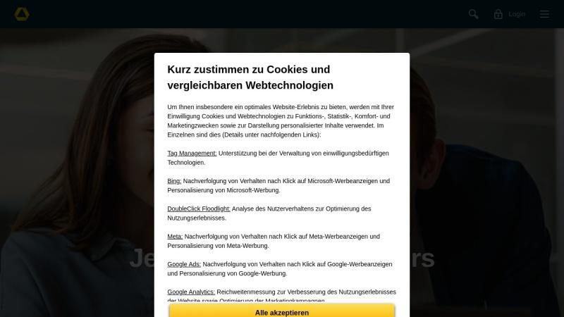 www.commerzbank.de Vorschau, Commerzbank AG