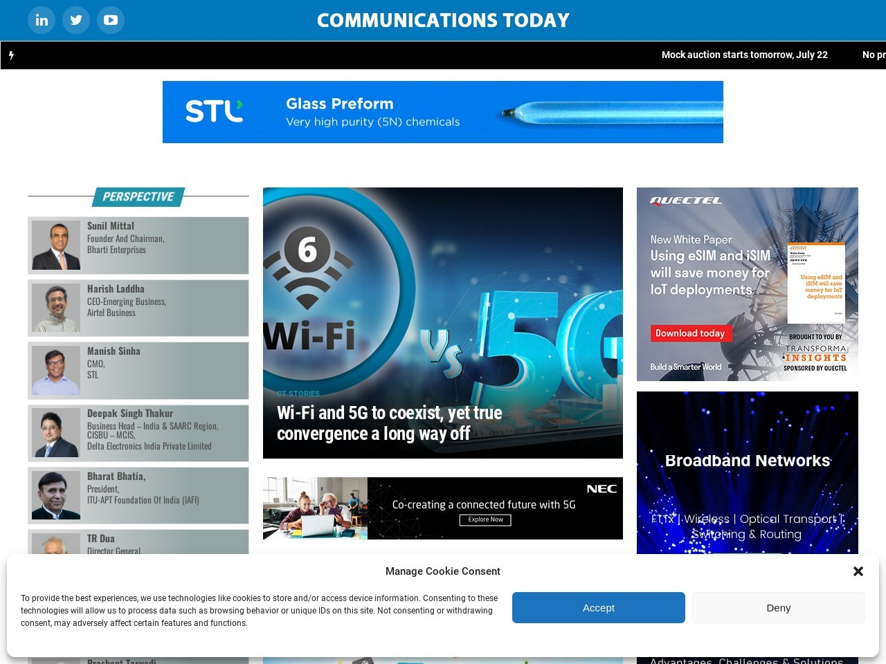 BSNL selects Novelsat for satellite broadband, backhaul services