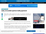 Airtel, Jio conclude spectrum trading agreement