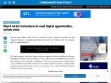 Bharti Airtel restructures to avail digital opportunities, unlock value