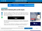 Bharti Airtel's fundraising dials up India duopoly