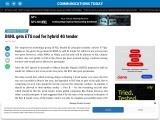 BSNL gets ETG nod for hybrid 4G tender