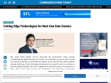 Cutting Edge Technologies for Next-Gen Data Centers