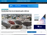 Doordarshan's free-to-air channels spark a dish war