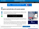 EU wants to work with India on 5G security standards