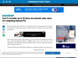 Govt to consider up to 20 times incremental sales value for computing telecom PLI