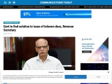 Govt to find solution to issue of telecom dues, Revenue Secretary
