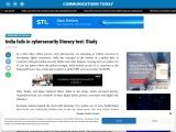India fails in cybersecurity literacy test: Study