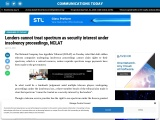 Lenders cannot treat spectrum as security interest under insolvency proceedings, NCLAT