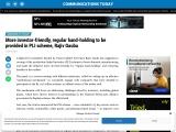 More investor-friendly, regular hand-holding to be provided in PLI scheme, Rajiv Gauba