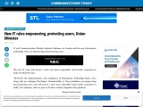 New IT rules empowering, protecting users, Union Minister