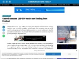 Oneweb secures USD 550 mn in new funding from Eutelsat