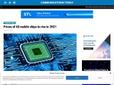 Prices of 4G mobile chips to rise in 2H21